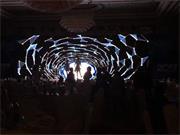 极魅之光双人舞互动视频开场节目