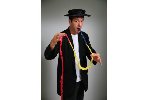美国魔术师