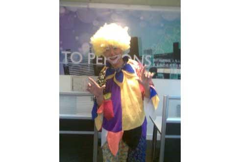小丑-魔术师