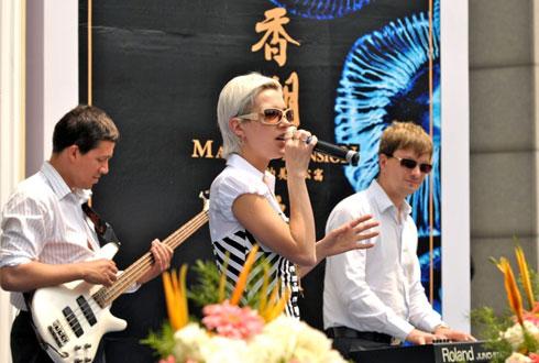 外籍乐队1