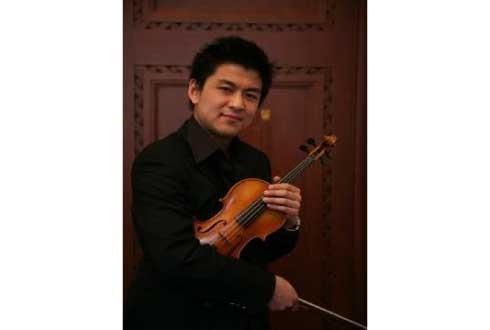 首席小提琴手